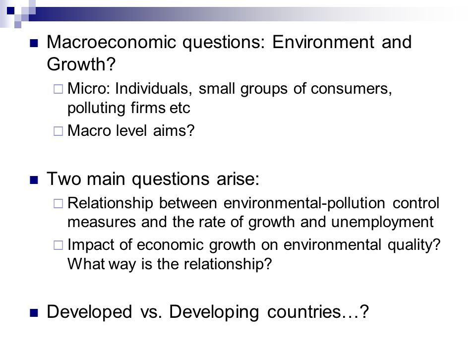 an analysis of measures of economic growth Symposium on measures of economic growth all formerly or currently affiliated with either the bureau of labor statistics or the bureau of economic analysis.