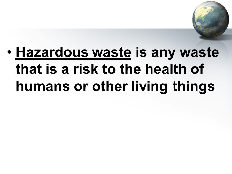 Waste chapter ppt video online download for Waste to best things