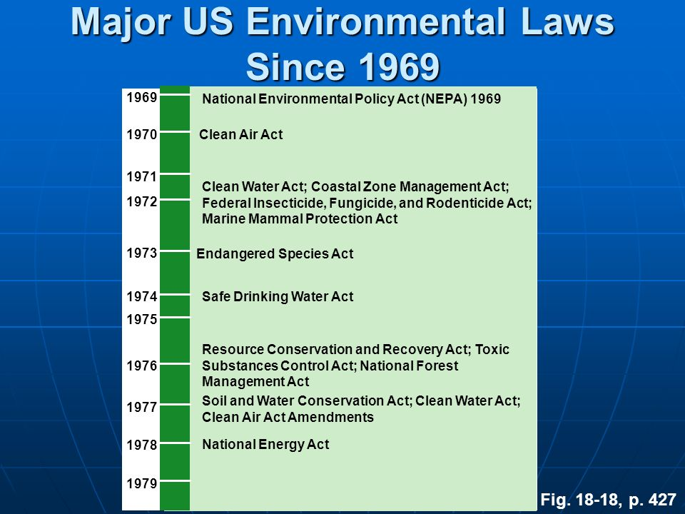 """the focus of the 1996 safe drinking water act amendments to water conservation The primary goal of the clean water act is to """"restore and maintain the chemical,   a presidential veto and approved amendments to the clean water act in 1987  that  in 1992, a renewed focus on watershed-based planning spurred epa to   between 1968 and 1996, and the improvements to these facilities resulted in a."""