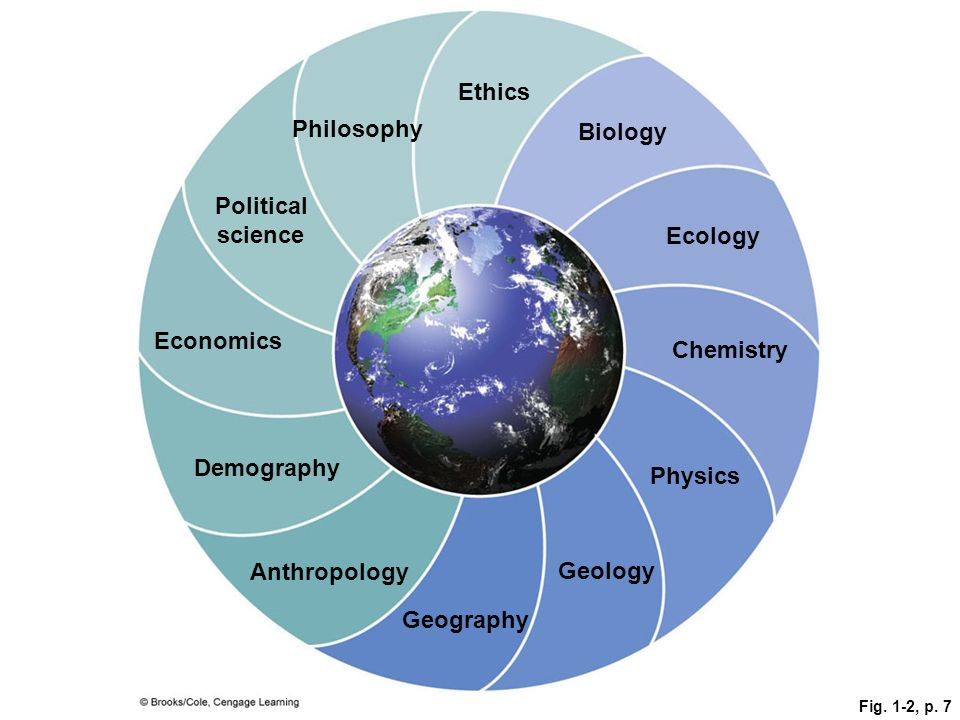 Ethics Philosophy Biology Political science Ecology Economics