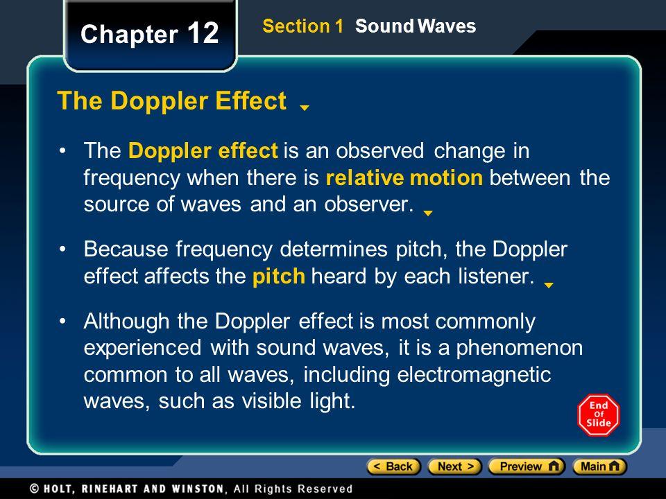 how to explain the doppler effect light