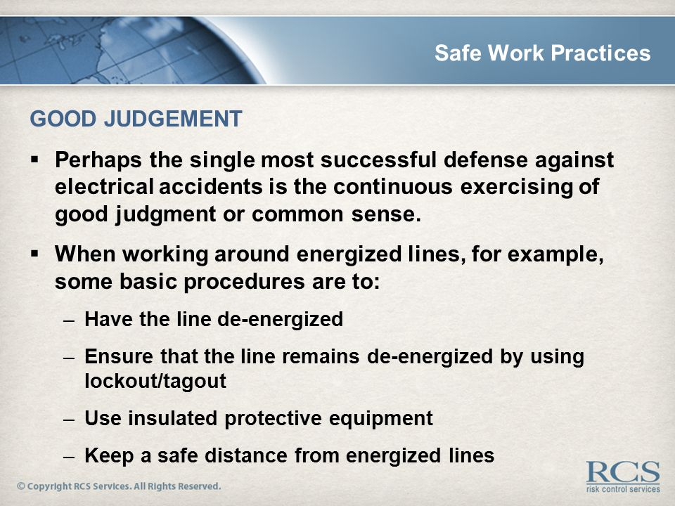 Electrical Safety Training Ppt Video Online Download