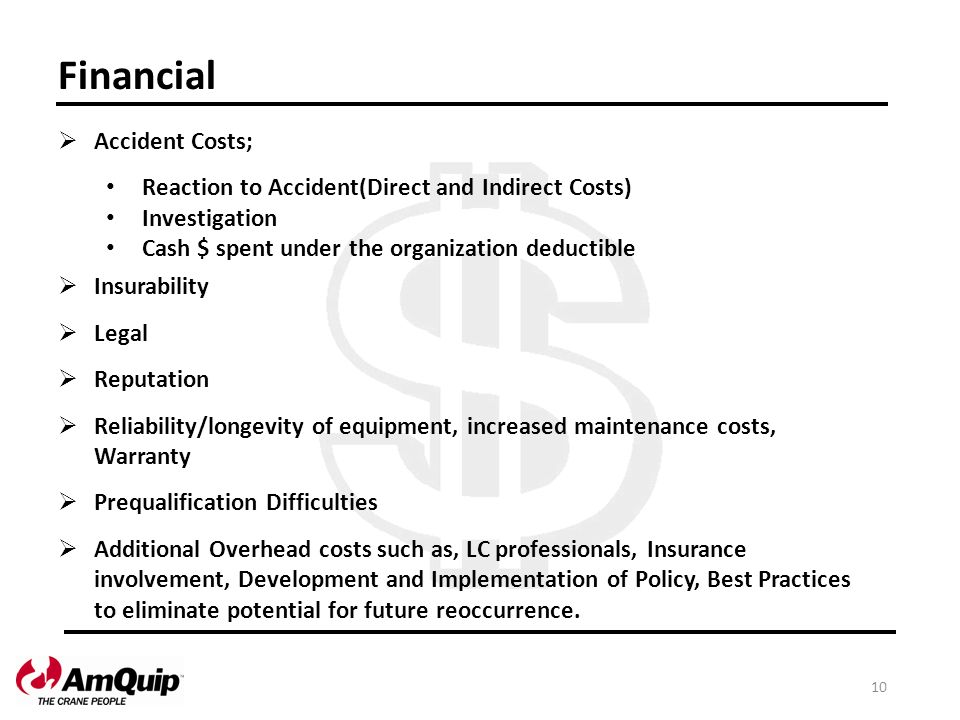 financial costs of construction accidents and Analysis of occupational accidents in construction  due to their costs and cause serious financial  occupational accidents in construction.