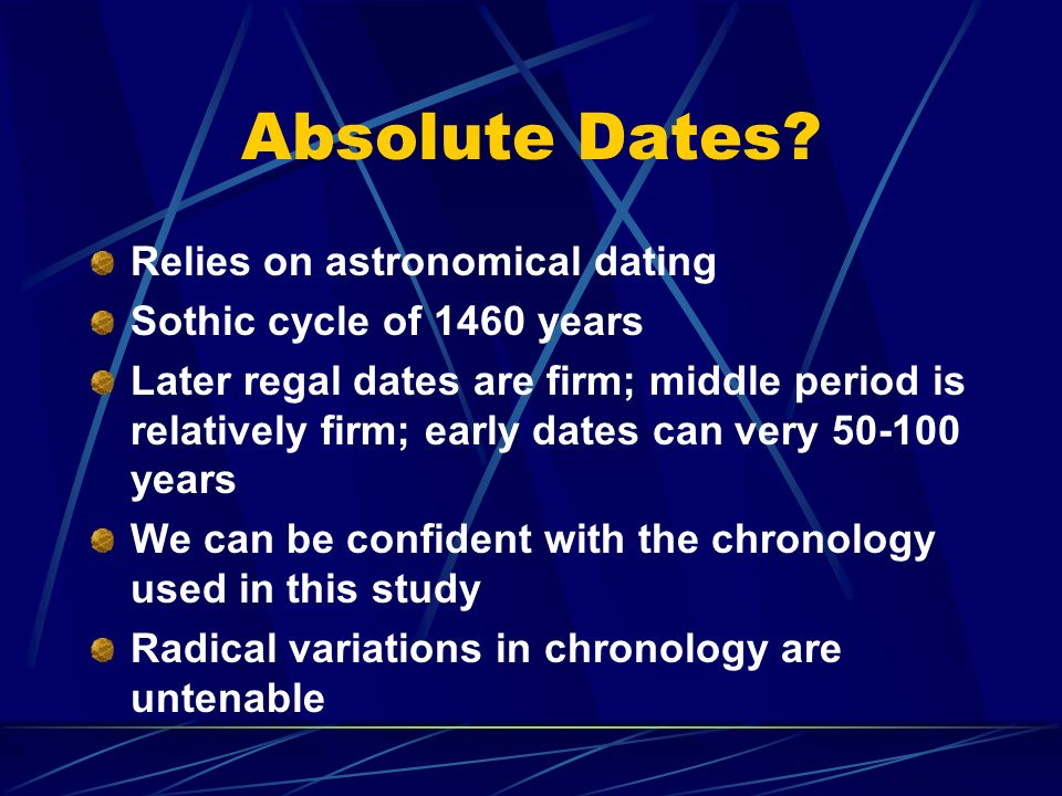 Absolute dating powerpoint middle school