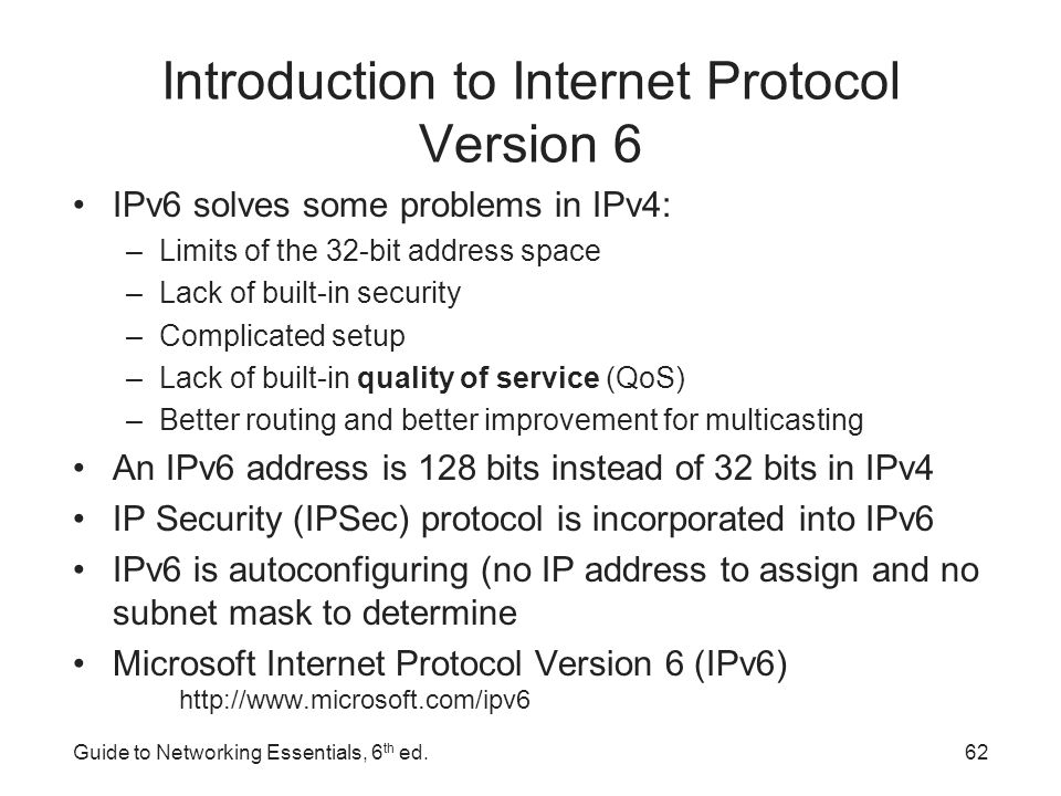 internet protocol version 4 ipv4 security essay