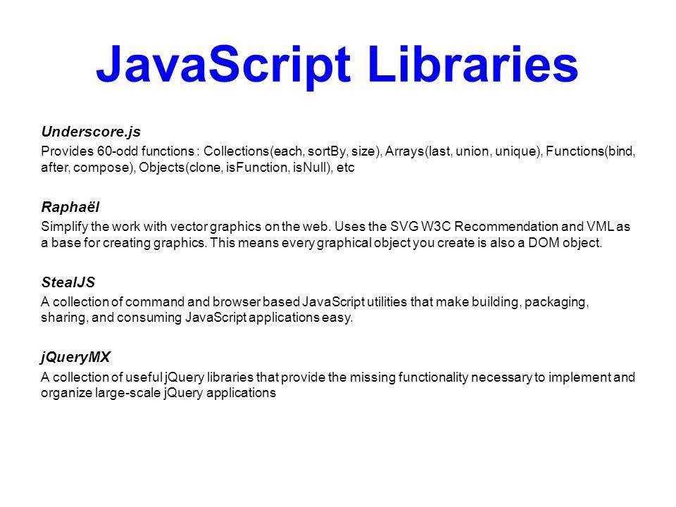 JavaScript MVC Frameworks - ppt download