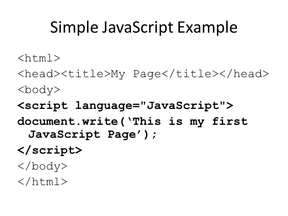 document write script tag Html5 specifies that a script tag inserted with innerhtml should not execute however, there are ways to execute javascript without using script elements, so there is still a security risk whenever you use innerhtml to set strings over which you have no control.