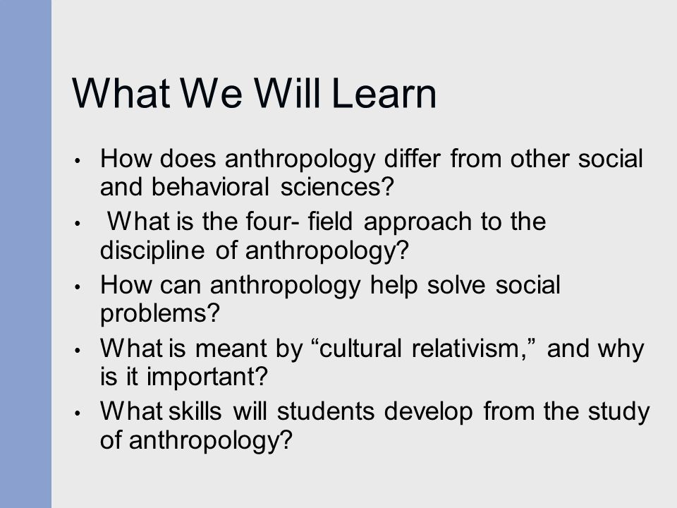 important terms in cultural anthropology Anthropology is fun and exciting and important, but - as with any major - you should think about your eventual job goal academic jobs are few and far between, not to mention an anthro phd takes upwards of 10 years.