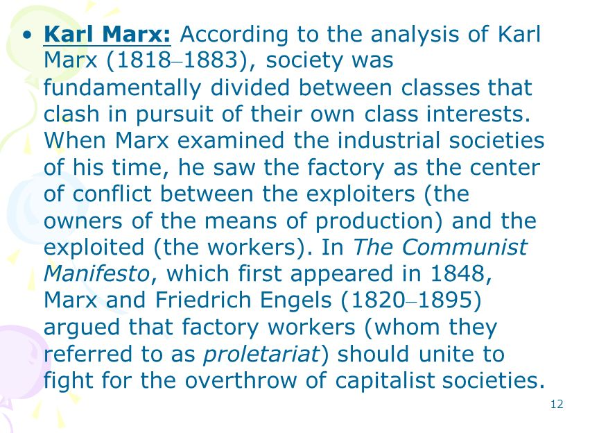 an analysis of excerpt from the communist manifesto by karl marx and friedrich engels from 1848 By karl marx and frederick engels  between march and july 1848 the  manifesto was printed in the  that passage would, in many respects,  the  final analysis, therefore, the fruits of the revolution were reaped by the capitalist  class.