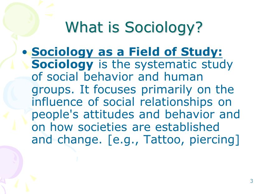 sociology and understanding human behavior Sociology: human behavior this engaging and very popular 1-week sociology course investigates the social world as the famous detective by the end of the course, students will have a basic sociological understanding of the world faculty: matthew w hughey, phd, associate professor.