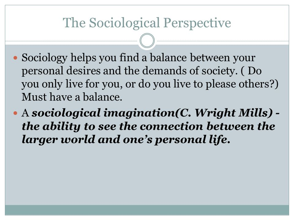 the definition and application of social imagination by c wright mills