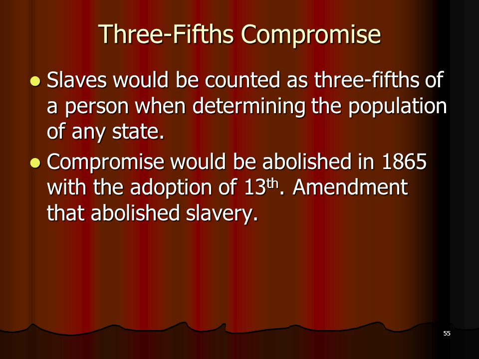 the adoption of the 13th amendment The 13th amendment comprises a very short statement that prohibits slavery,  except for  this position was adopted by the constitutional convention of 1866.