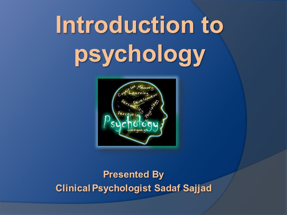 psychology paper introduction The psychology behind causes in juvenile criminal behavior - essay sample delinquency and criminal activity in minors is a serious issue that affects the entire united states though various programs, punishments and other regulations are in place to try and prevent juvenile delinquency, it is still a prominent issue in society.