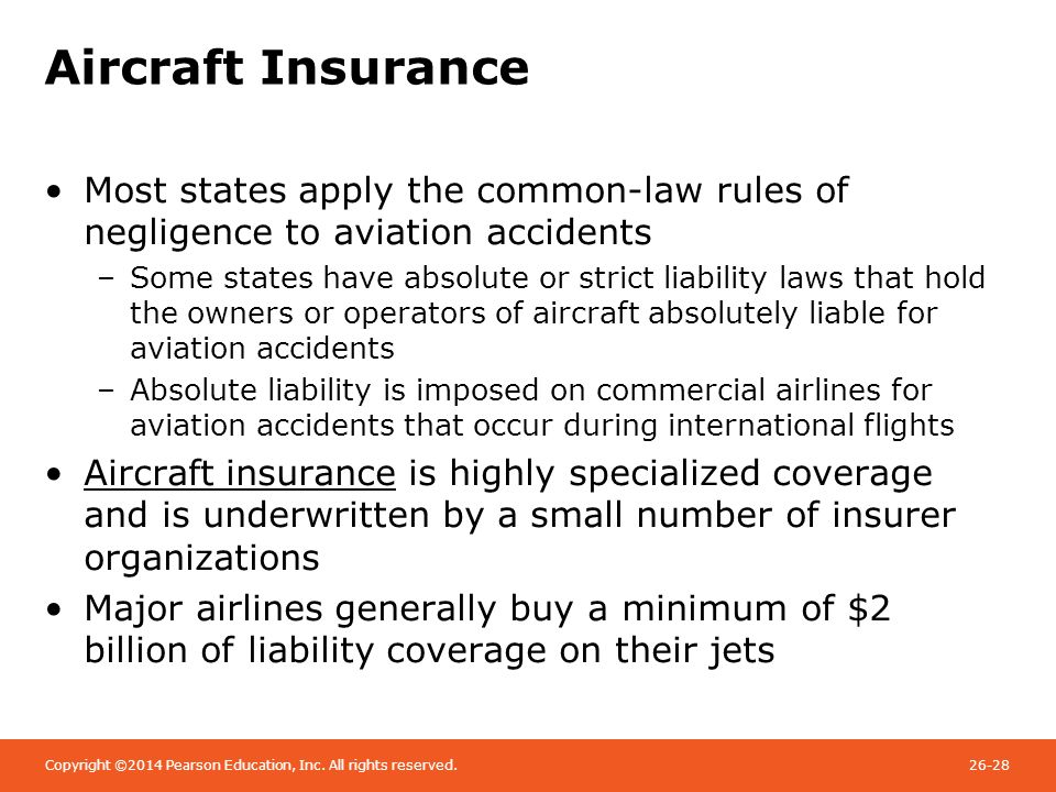 an analysis of the aircraft liability law Benefited from his illustrious knowledge of international aviation law, moral   but, if there is abuse when the restraint measures are taken, liability could.