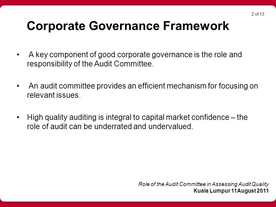 capital markets and corporate governance role Capital markets, corporate governance and capital budgeting: implications for firm value kalyebara, b and ahmed, a 2012, 'capital markets, corporate governance and capital budgeting: implications for firm value', corporate ownership and control, vol 9, no 3, pp 9-26.