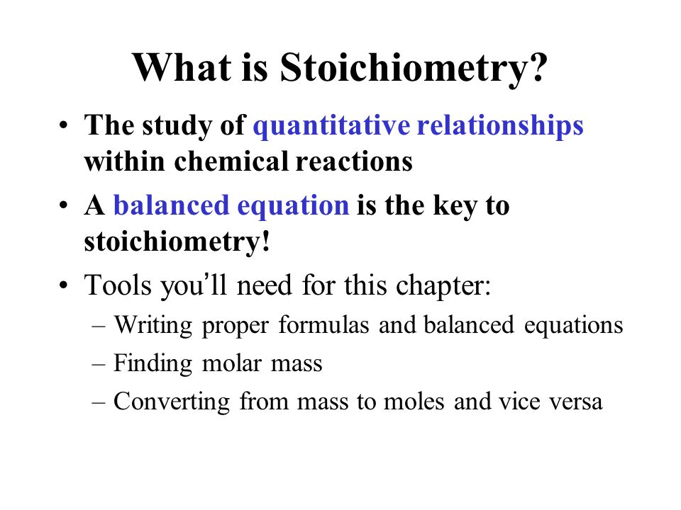 Lab 3 stoichiometry and chemical reactions