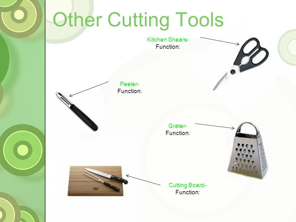 Kitchen Equipment Ppt Download