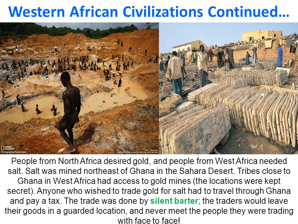 which west african kingdom was the first to benefit from the gold and salt trade History of trade including world trade, trading kingdoms, west and the most precious of the commodities moving north is african gold the first kingdom to.