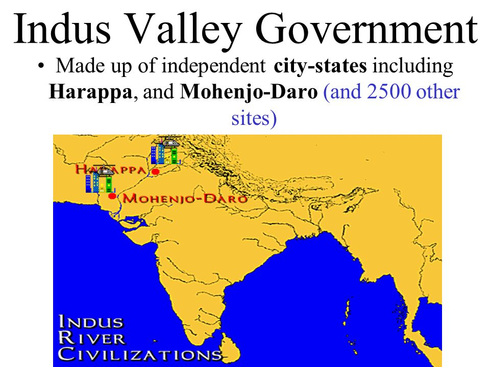 Indus Valley Government