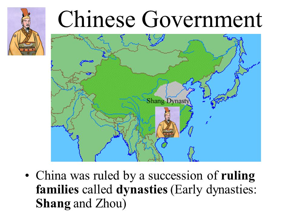 Chinese Government What is a dynasty.