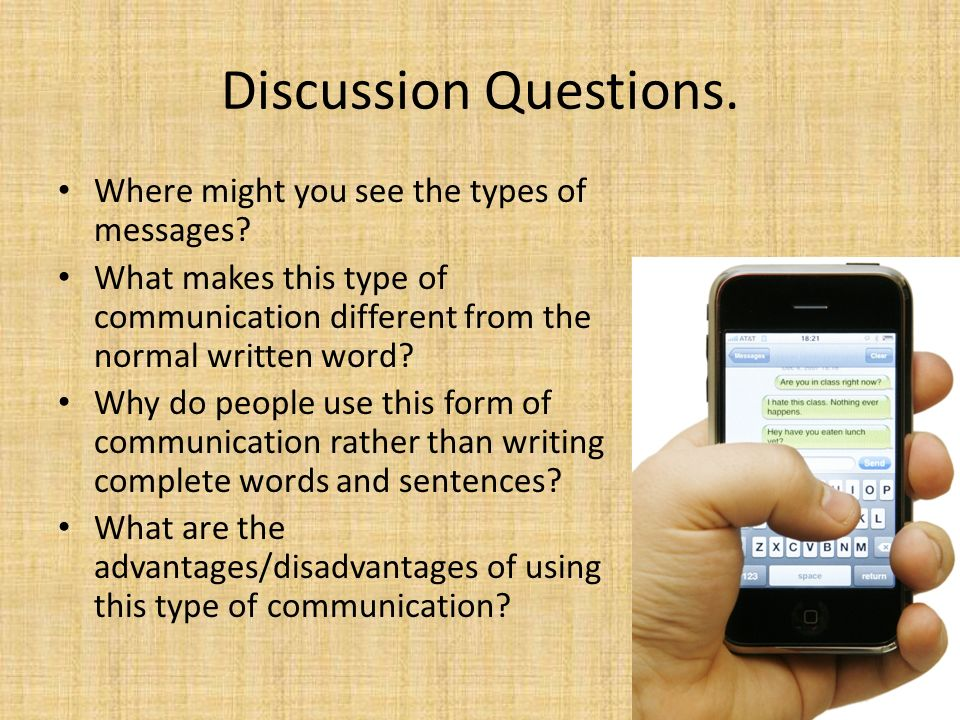 Identify the different reasons people communicate essay