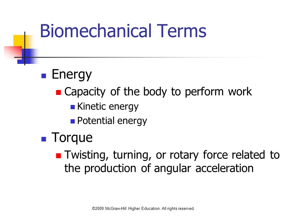measurement of acceleration force and torque relationship