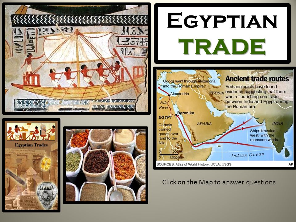 Ancient trade goods