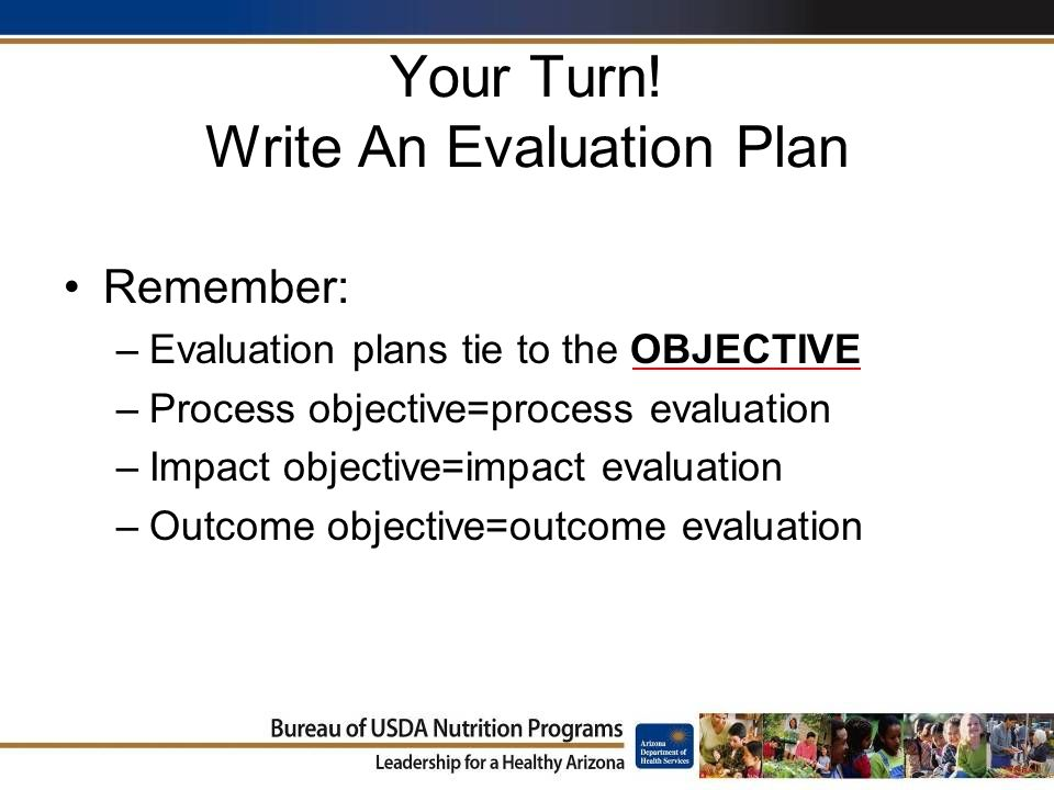 Key Performance Measures Evaluation Plans And Work Plan  Ppt