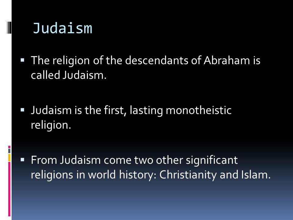 the history of the christianity religion and the topic of judaism The history of christianity in 25 objects is a great series that breaks down the religion of christianity and many smaller sections that makes it much easier to retain new information relating to some of the most important pieces of its history.