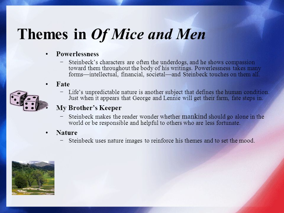 of mice and men 34 essay
