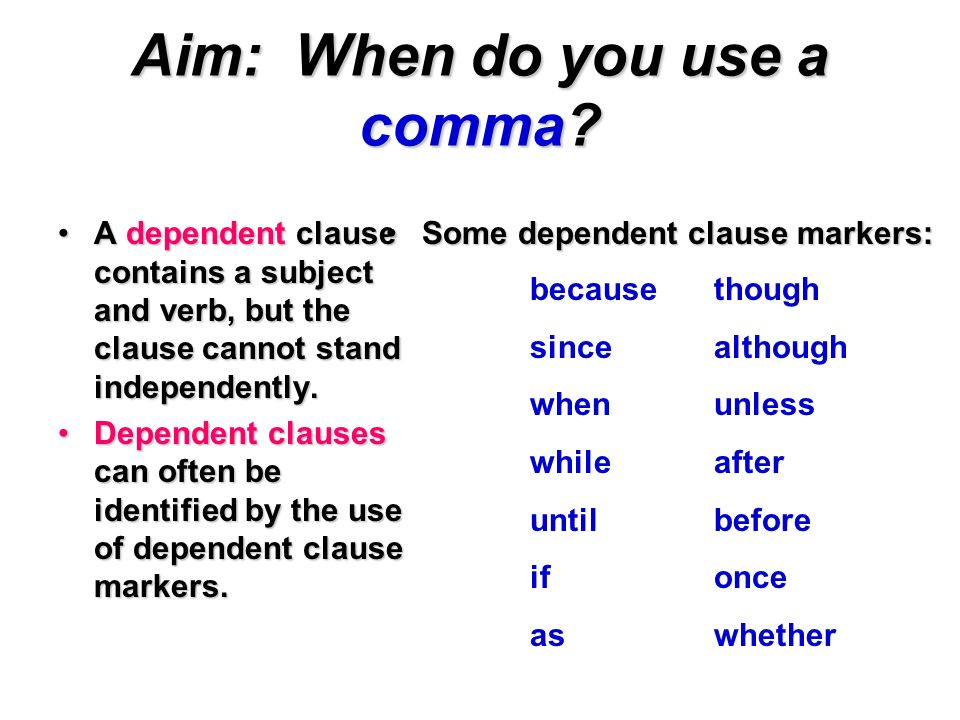 do you use a comma with llcs