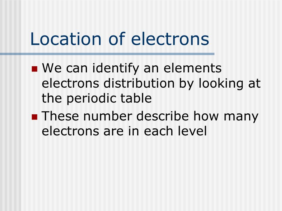 Regents Chemistry Lecture Notes for Topic I The Atom. - ppt video ...