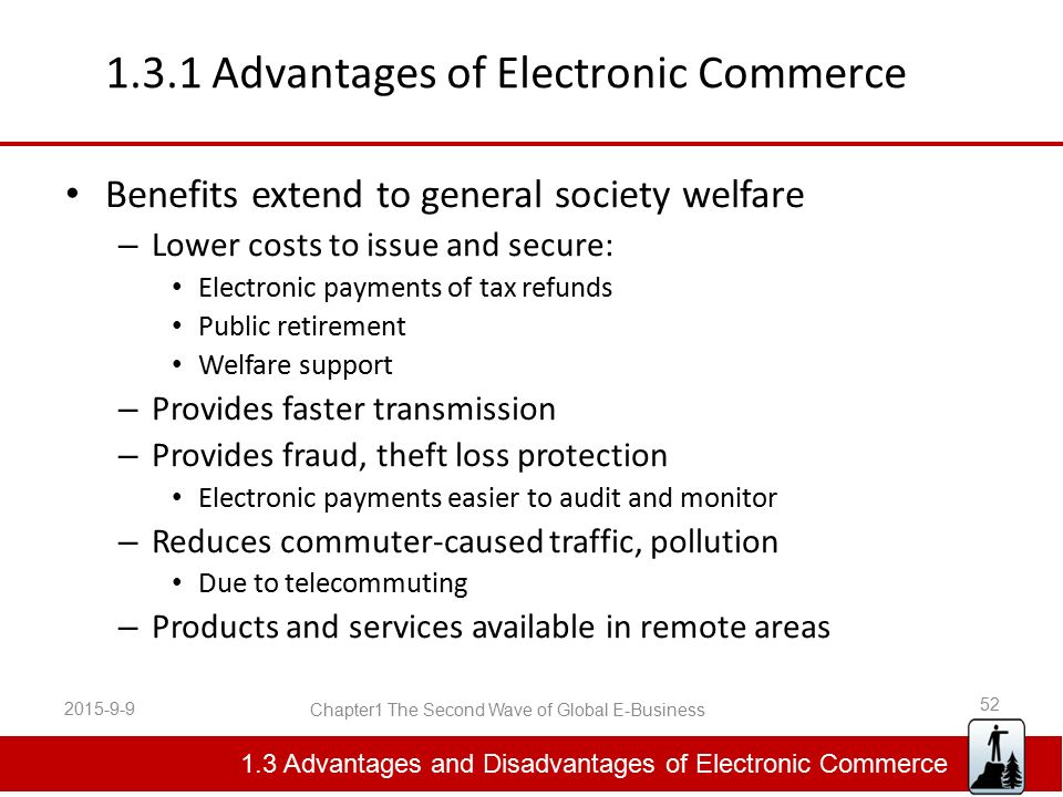 non technological limitations of e commerce With countries like india using portals like r-world to enable the limitations of  of people who had non-sms mobile banking  e-commerce, and e-services.