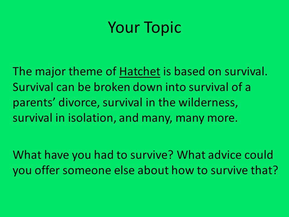 Narrative Essay About Parents Divorce