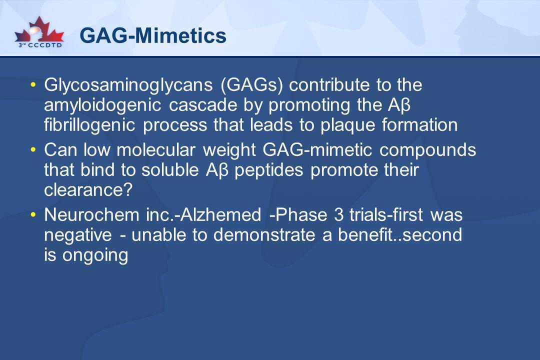 GAG-Mimetics