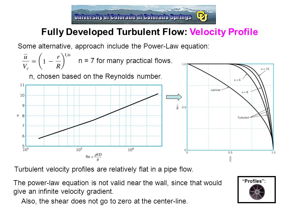 Turbulent Velocity Profile - an overview | ScienceDirect ...