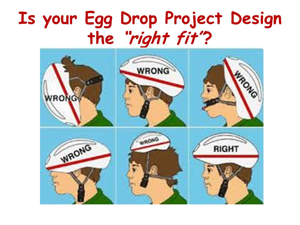 easy egg drop project