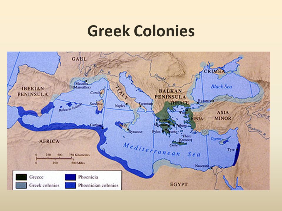 Ancient Greece Ppt Video Online Download - Greek colonization archaic period map