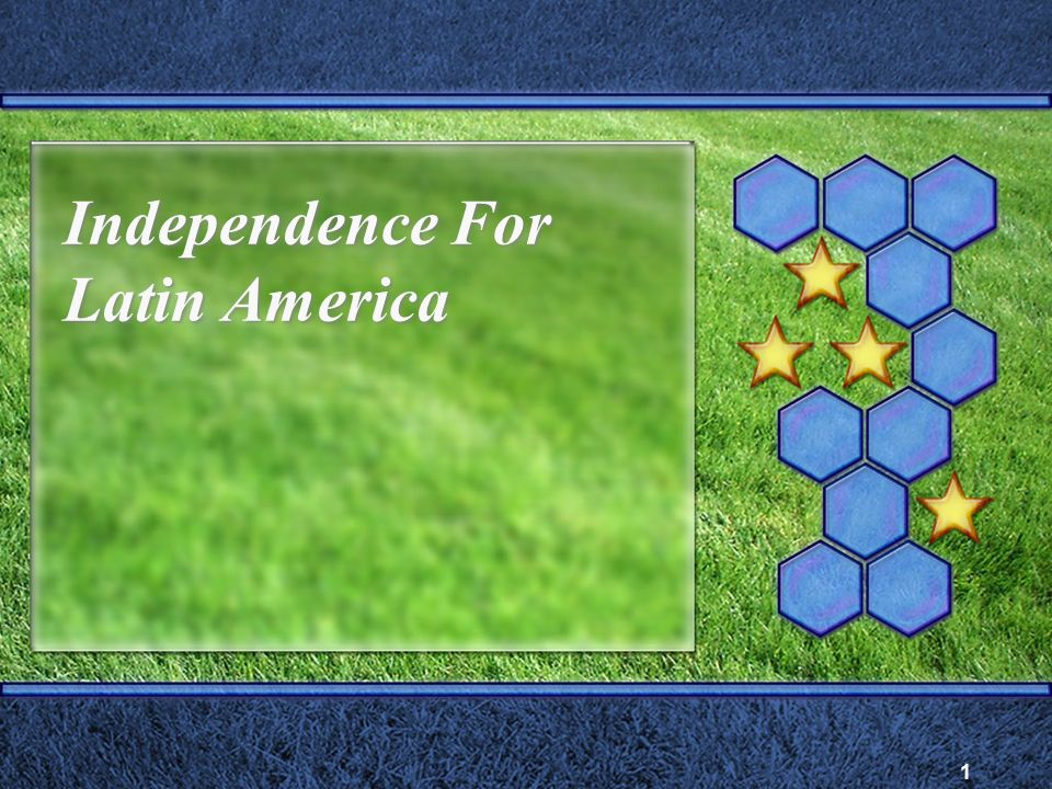 latin america independence essay