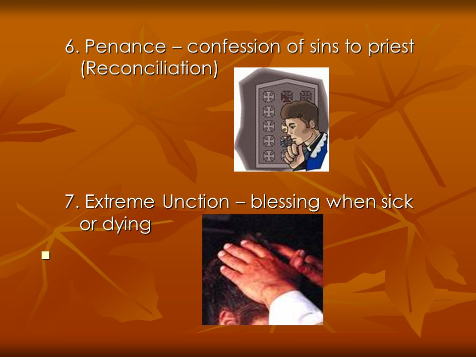 how to make a confession to a priest