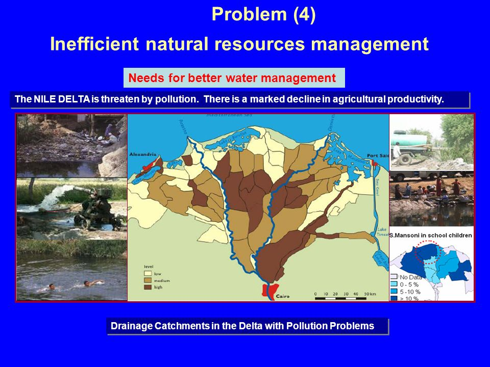 natural resources productivity decline impacts Natural resource management refers to the management of natural resources such as land, water, soil, plants and animals, with a particular focus on how management affects the quality of life for both present and future generations (stewardship.