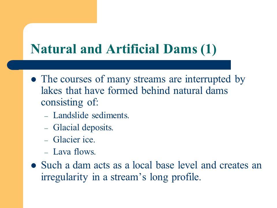 Natural and Artificial Dams (1)