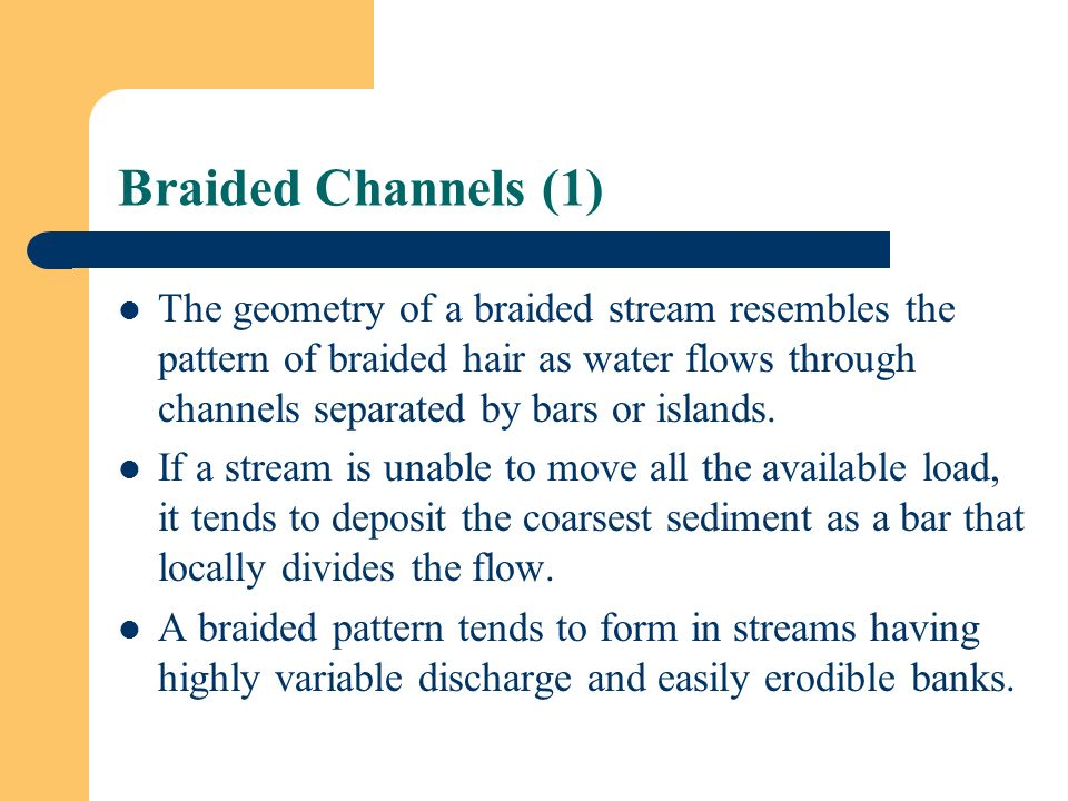 Braided Channels (1)