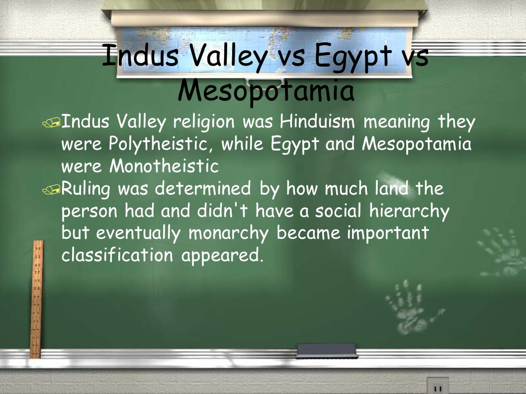mesopotamia and egypt religion Mesopotamia was always a loose collection of separate states, often unified only in the sense that they shared the same religion and writing system ancient egypt, on the other hand, was a single tightly organized state for much of its history.