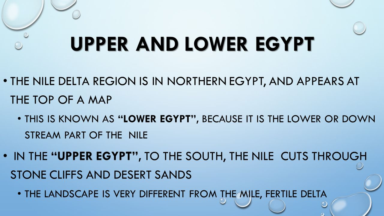 Geography Of Ancient Egypt Ppt Download - Map of egypt delta region