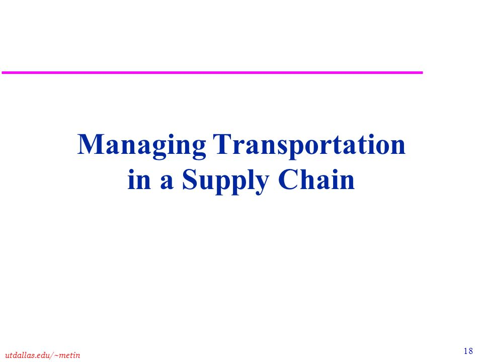 the logistics supply chain issues that glc should consider Plant locations: right place, right time  manufacturers consider many factors, not least those related to supply chain and logistics.