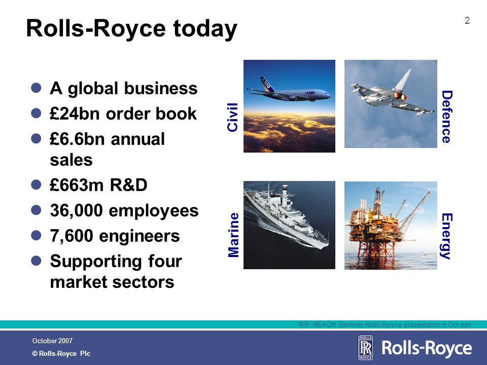 rolls royce value chain From unmanned mobile robots in warehouses to drones for online fulfilment, the current supply chain is undergoing a major transformation with the possibilities in artificial intelligence, the.
