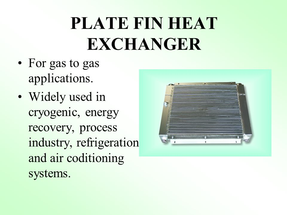 HEAT EXCHANGERS. - ppt video online download