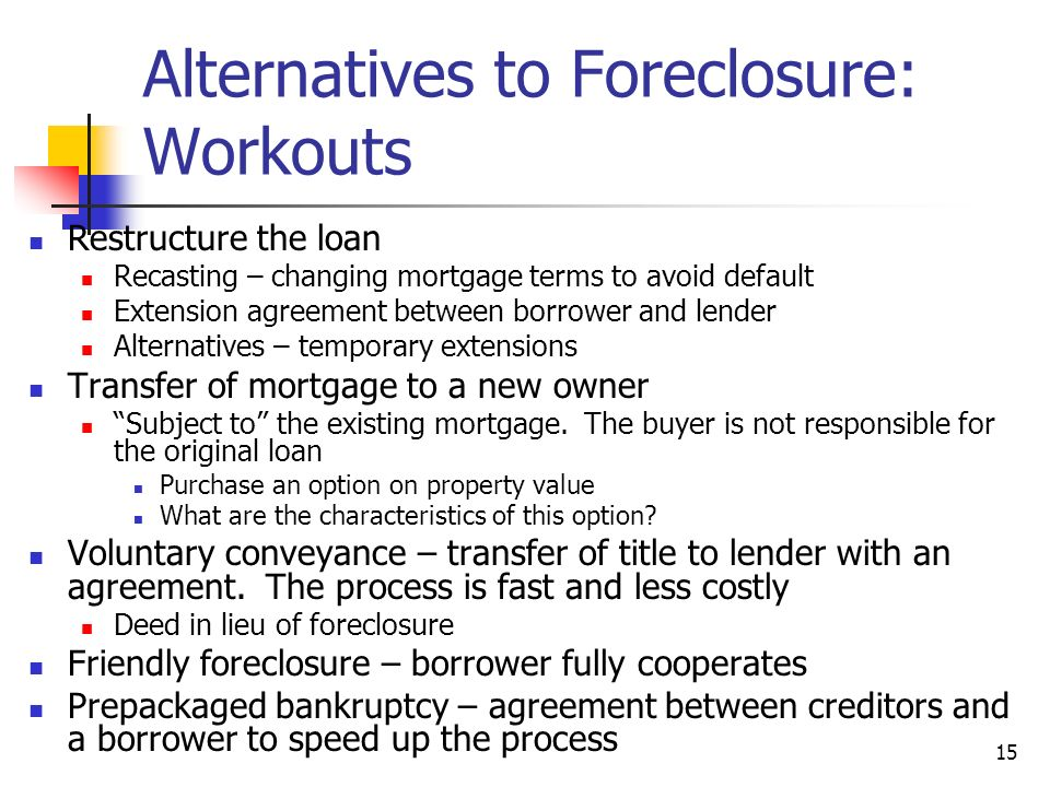 Mortgage Assignments