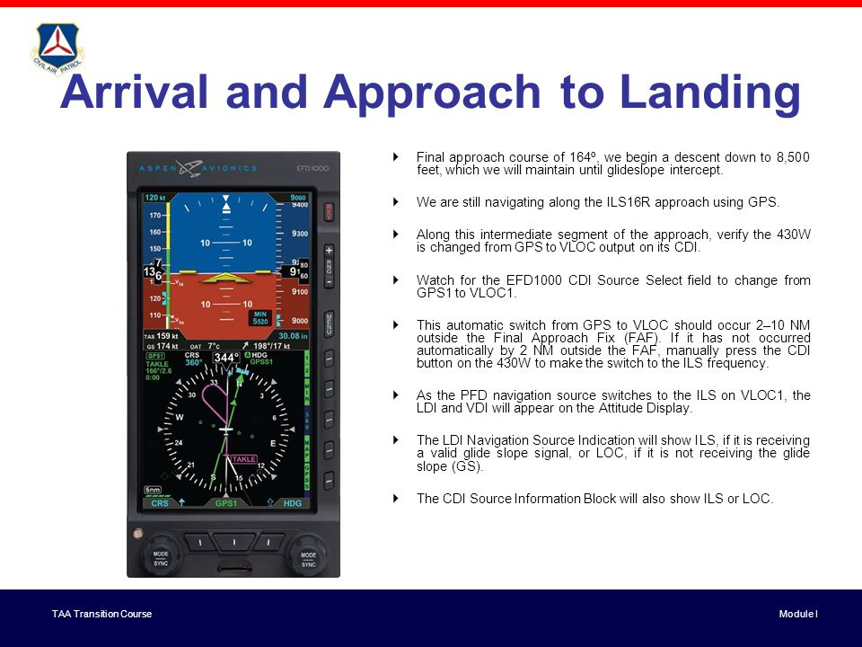 Arrival+and+Approach+to+Landing vector 9000 gps wiring diagram wiring diagrams  at alyssarenee.co